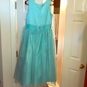Girls Pageant /formal dress